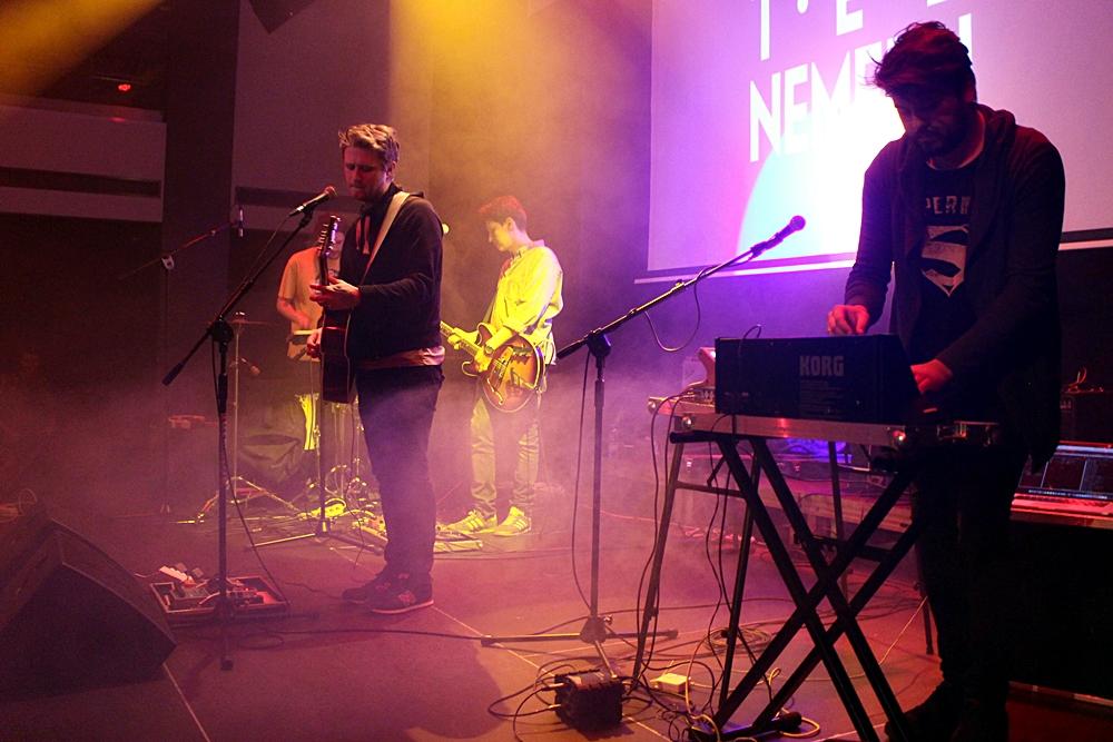 75ab22e2009d06 20 w Łódzkim Domu Kultury wystąpi formacja Ted Nemeth. Wstęp: 25-35 zł.